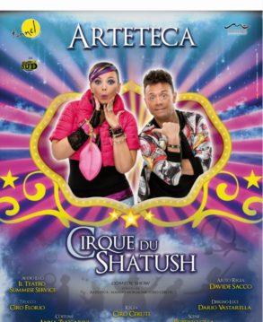 ARTETECA - CIRQUE DU SHATUSH