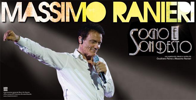 MASSIMO RANIERI - SOGNO O SON DESTO