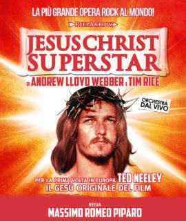 ATTENZIONE CAMBIO DATA - JESUS CHRIST SUPERSTAR