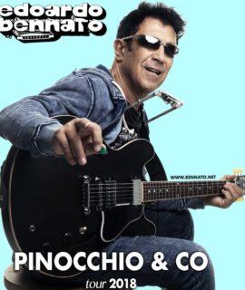 EDOARDO BENNATO - PINOCCHIO & CO.