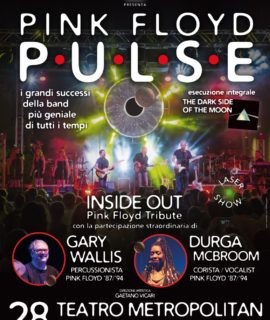 INIDE OUT - PINK FLOYD TRIBUTE