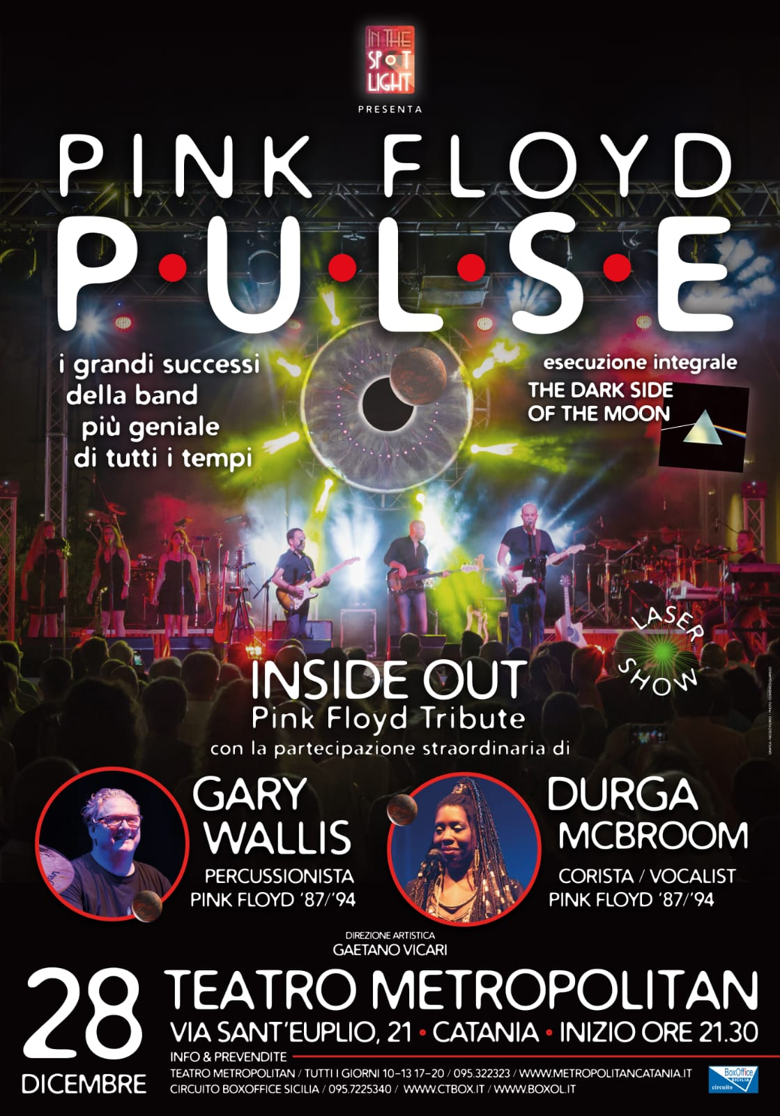 INSIDE OUT - PINK FLOYD TRIBUTE