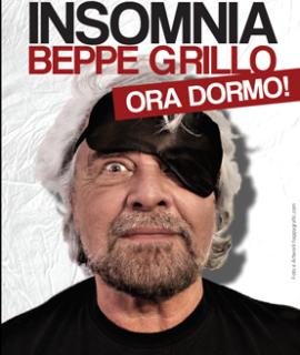 BEPPE GRILLO - INSOMNIA