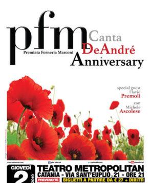 PFM CANTA DE ANDRE' ANNIVERSARY