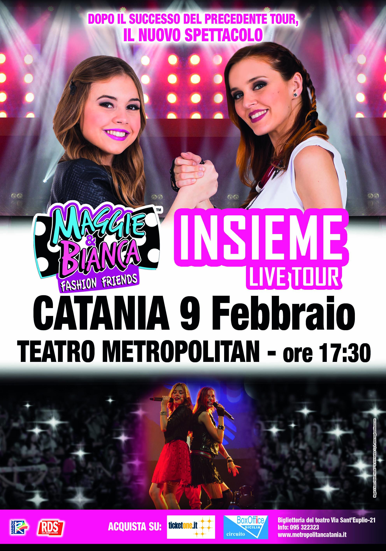 MAGGIE & BIANCA FASHION FRIENDS - INSIEME TOUR