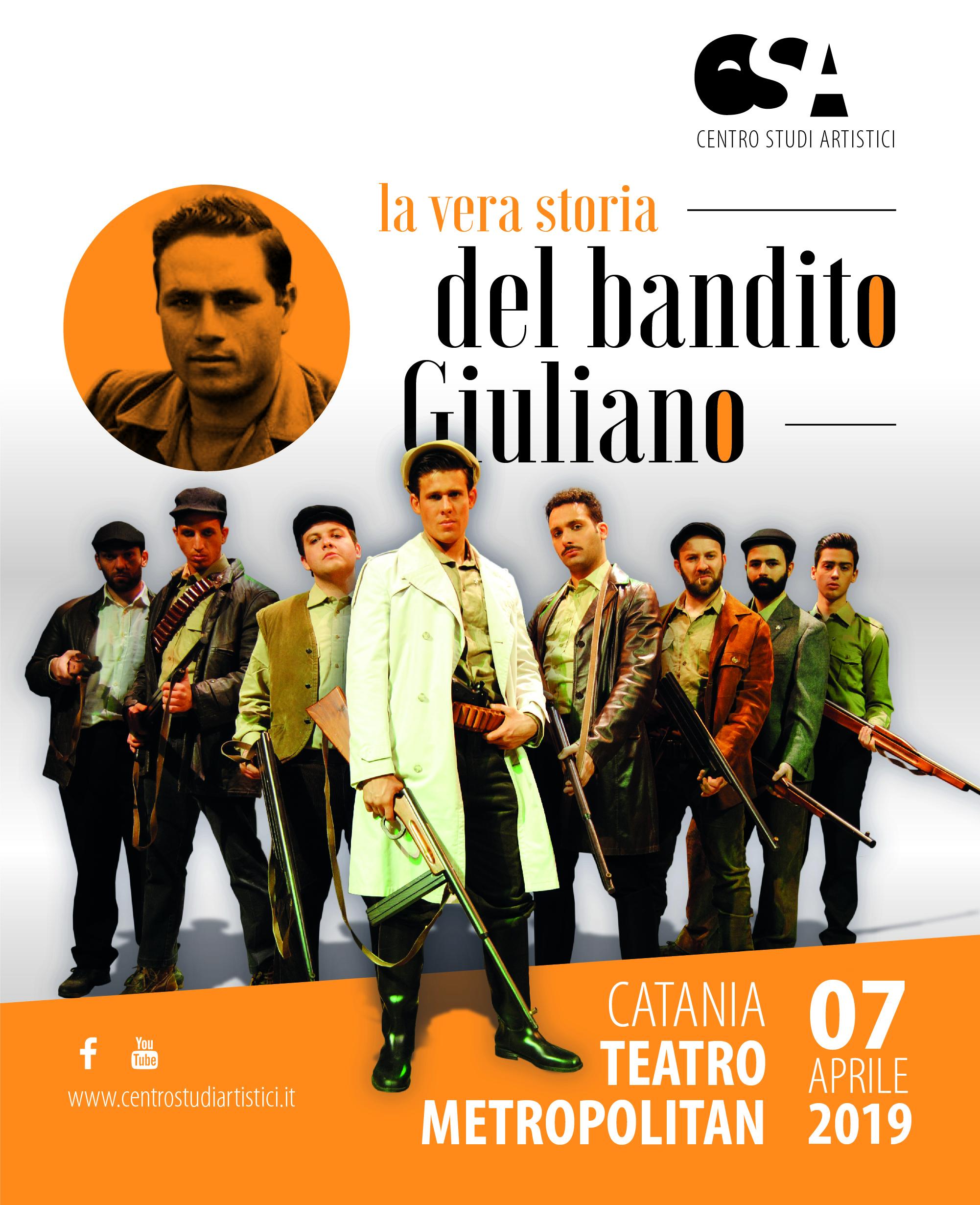 LA VERA STORIA DEL BANDITO GIULIANO