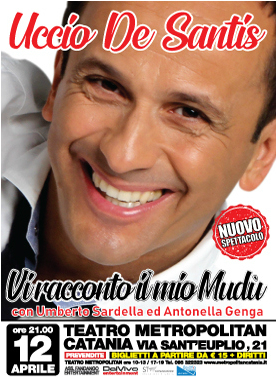 UCCIO DE SANTIS - VI RACCONTO IL MIO MODU'