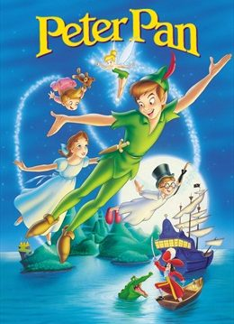 PETER PAN - SPETTACOLO PER BAMBINI