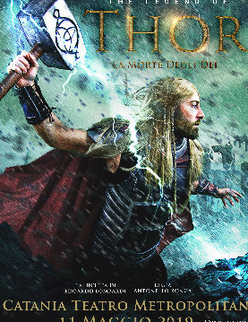 THE LEGEND OF THOR