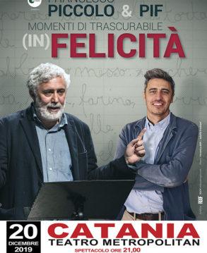 PIF - MOMENTI DI TRASCURABILE (in)FELICITA'