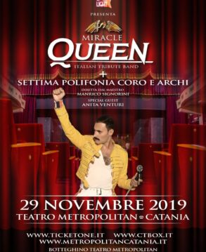 MIRACLE QUEEN + SETTIMA POLIFONIA CHOIR
