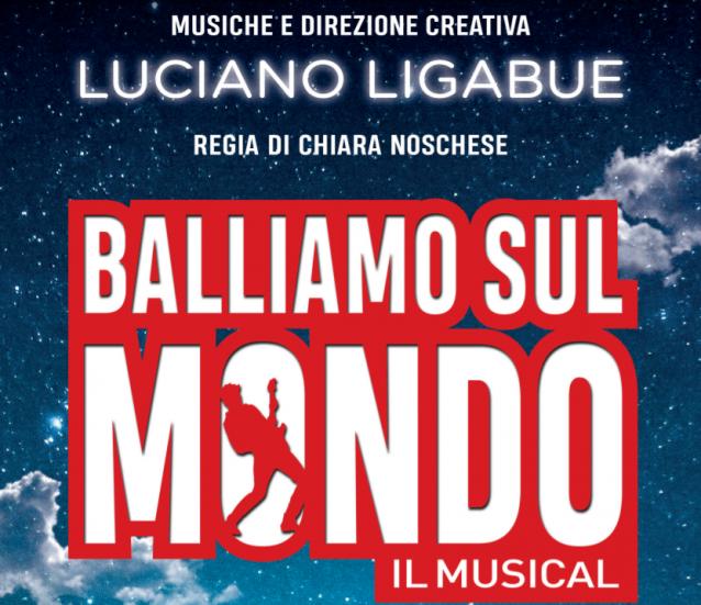 SPETTACOLO ANNULLATO - BALLIAMO SUL MONDO