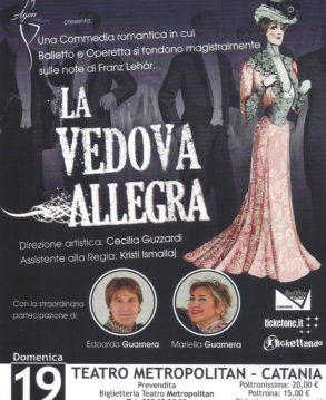 LA VEDOVA ALLEGRA - IL BALLETTO