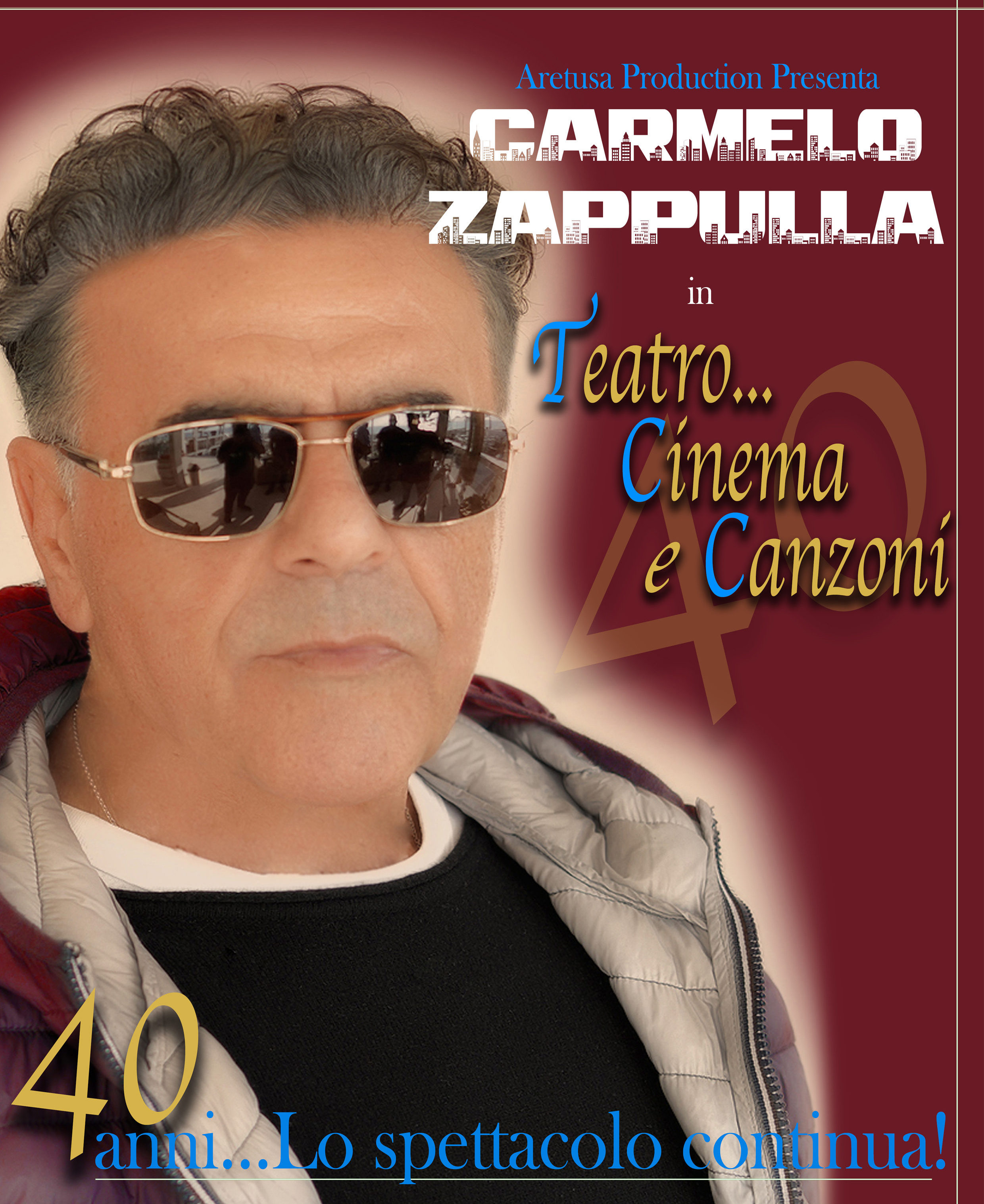CARMELO ZAPPULLA - NUOVA DATA 5 GENNAIO 2022