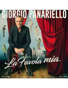 GIORGIO PANARIELLO - SPETTACOLO RINVIATO AL 12 FEBBRAIO 2022