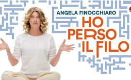 ANGELA FINOCCHIARO - HO PERSO IL FILO